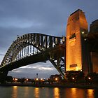 Sydney Harbour Bridge by monkeyfoto