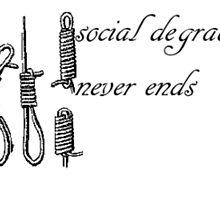 social dergadation never ends (lo-fi)  by goth-memes