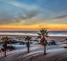 Wake up for Sunrise in California by LudaNayvelt