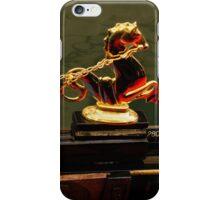 The Venetian Ferrari Symbol - a Gondola Seahorse iPhone Case/Skin