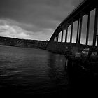 The Tromsø bridge by Roberth Strand