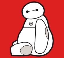Cute Baymax Design 3 by TheEnterTayner