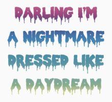 Blank Space Lyrics Design by Cloakandbadger