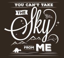 Flying Under the Stars T-Shirt