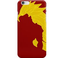 Super saiyan 3 iPhone Case/Skin