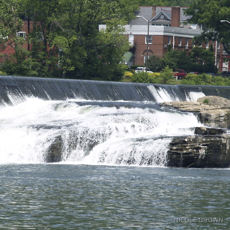 kanawha falls guys The new river: fact or fiction one of the most influential men in the history of the world did argue that both rivers should be one at kanawha falls.