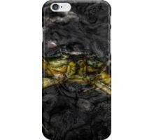 Black Waters 9 iPhone Case/Skin