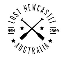 Lost Newcastle by Carol Duncan