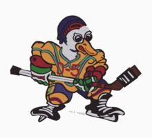 Mighty Ducks Conway Vector Ver Kids Clothes