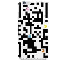 QR Pacman iPhone Case/Skin