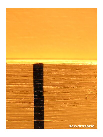 Drawn to the edge by David Rozario