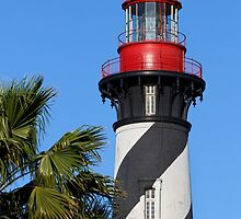 St. Augustine, Florida Lighthouse by Kenneth Keifer