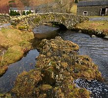 Watendlath Packhorse Bridge by Stephen Smith