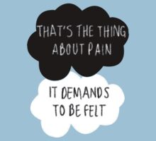 That's the Thing About Pain by Trisha Bagby