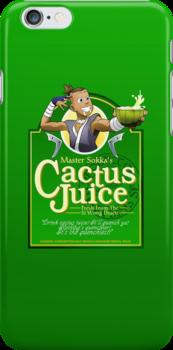 Master Sokka's Cactus Juice by a745