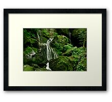 Place of a Thousand Drips Framed Print