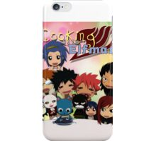 Cooking with Elfman iPhone Case/Skin
