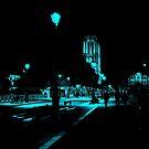Notre Dame Night 1 by borjoz