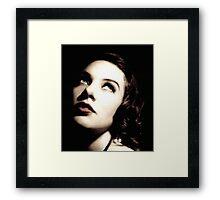 Colette Framed Print