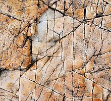 Rock Face by David Librach - DL Photography -