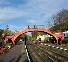 Goathland Railway Station by Stephen Smith