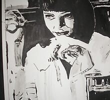 Pulp Fiction by Colin  Laing