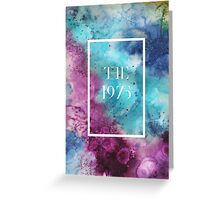 Watercolour Logo Greeting Card