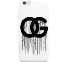 OG Drips 1 iPhone Case/Skin