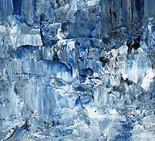 Ebb and flow across lost ice paradise by crystalline