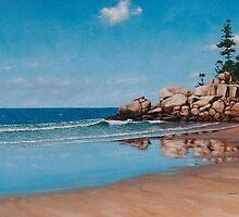 Magnetic Island by Cary McAulay