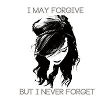I Never Forget by thegirlofravens