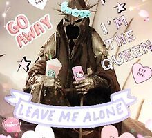 Witch King of Starbucks (Angmar) Pastel Ver. by AscendeadMaster
