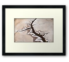 Searching for Water Framed Print