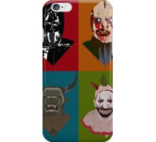 ALL MONSTERS ARE HUMAN iPhone Case/Skin