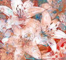 Pink Flowers by DREAMBEYONDART