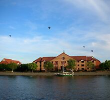 Bristol doclands. On the river part 1 of 3... by tsums