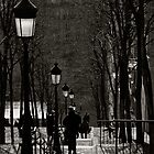 Montmartre by Ozerk Kalender