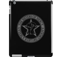 The Sisters of Mercy - The World's End - Utterly Bastard Groovy iPad Case/Skin