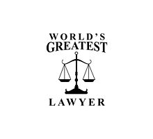 World's Greatest Lawyer by Chester46