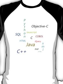 Programming Languages T-Shirt