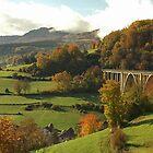 Railway Bridge, Bosnia by KylieForster