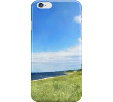 Shoreline Curve iPhone Case/Skin