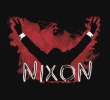 Richard Nixon T-Shirt by OutlawOutfitter