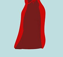 The Cape As Red As Blood by princeling