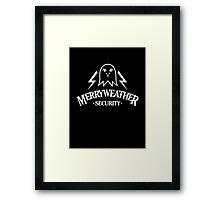 GTA V - Merryweather Security Framed Print