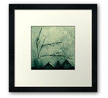 Grunge Still Framed Print