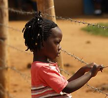 Ugandan Child  by Jane Smith