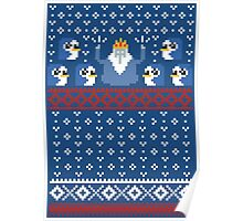 Christmas Time - Ugly Christmas Sweater Poster