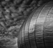 The Dark Skies Above by Vlastimil Blaha