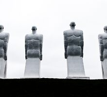 The four men by Ovation66